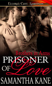 Prisoner of Love by Samantha Kane