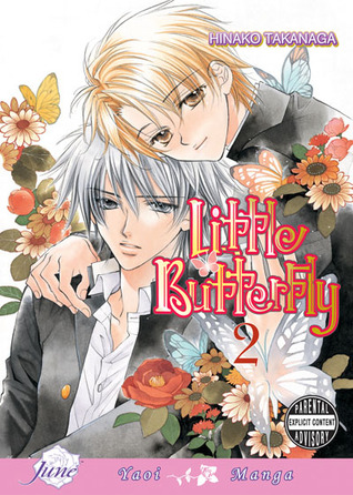 Little Butterfly, Volume 02 by Hinako Takanaga