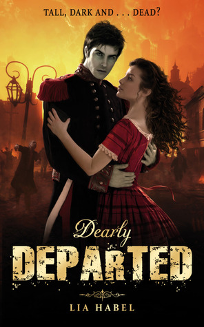 Dearly Departed by Lia Habel