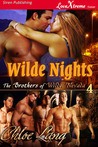Wilde Nights (The Brothers of Wilde, Nevada, #4)