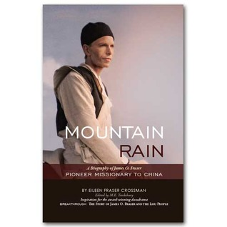 Mountain rain by Eileen Fraser Crossman