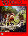 Woses of the Black Wood (Middle Earth Role Playing/MERP No. 8107)
