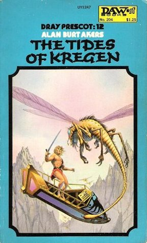 The Tides of Kregen (Dray Prescot, #12) (Krozair Cycle, #1)
