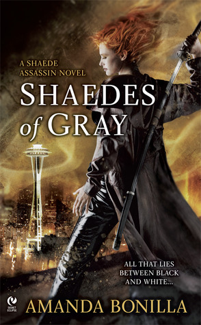 Shaedes of Gray (Shaede Assassin, #1)