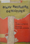 Binky Brothers Detectives: An I Can Read Book