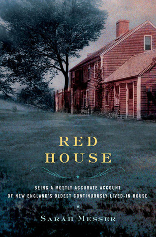 Red House by Sarah Messer