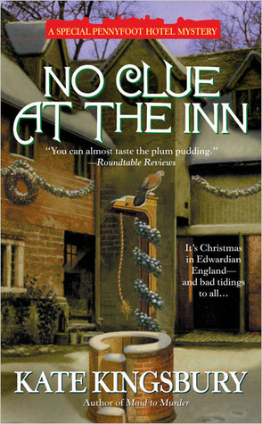 No Clue at the Inn by Kate Kingsbury