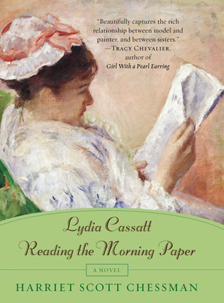 Lydia Cassatt Reading the Morning Paper by Harriet Scott Chessman