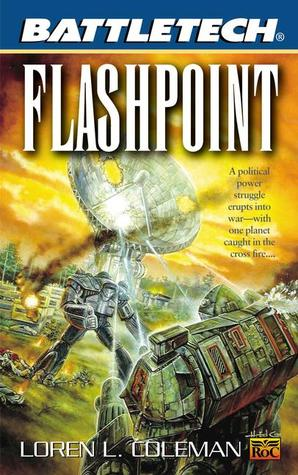 Flashpoint by Loren L. Coleman