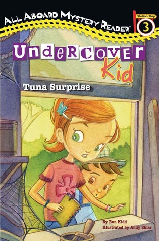 Undercover Kid by Ronald Kidd