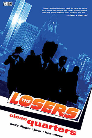 The Losers, Vol. 4 by Andy Diggle