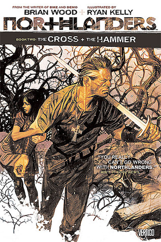 Northlanders vol 2 the cross and the hammer by brian wood