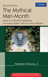 The Mythical Man Month by Frederick P. Brooks Jr.