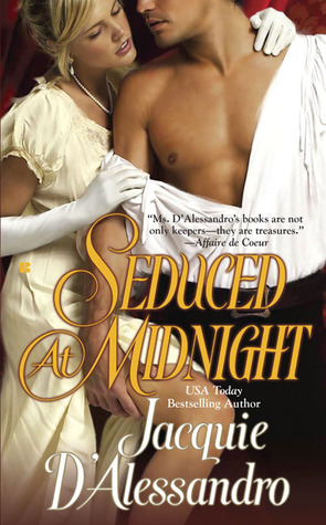 Seduced at Midnight by Jacquie D'Alessandro