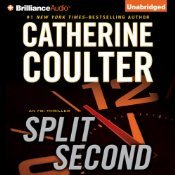 Split Second (FBI Thriller #15)