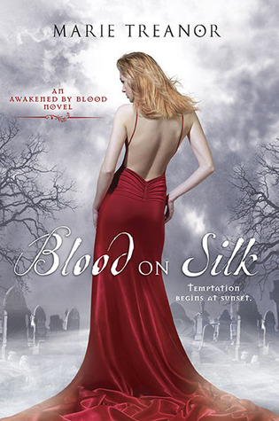 Blood on Silk by Marie Treanor