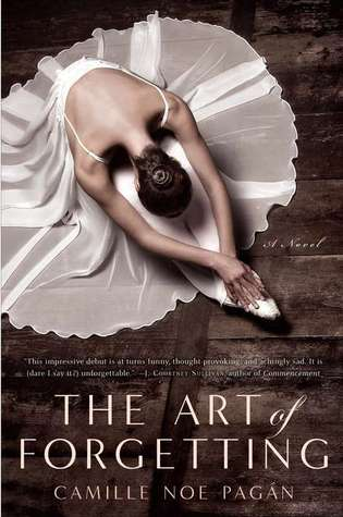 The Art of Forgetting by Camille Pagán