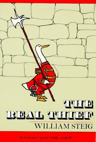 The Real Thief by William Steig