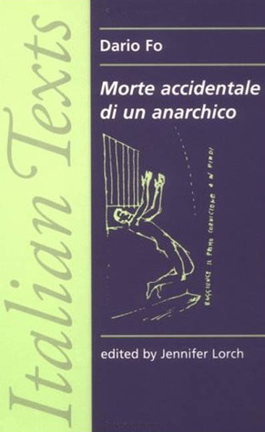 Morte accidentale di un anarchio by Dario Fo