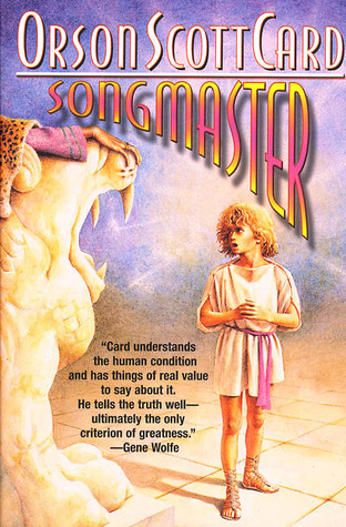 Songmaster by Orson Scott Card