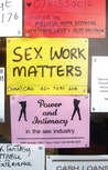 Sex Work Matters: Exploring Money, Power, and Intimacy in the Sex Industry