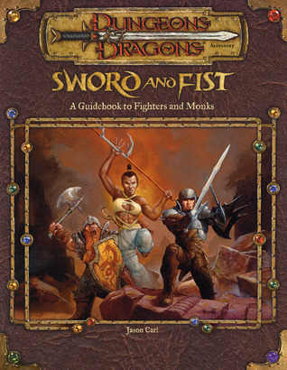 Sword and Fist by Jason Carl
