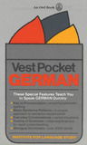 Vest Pocket German