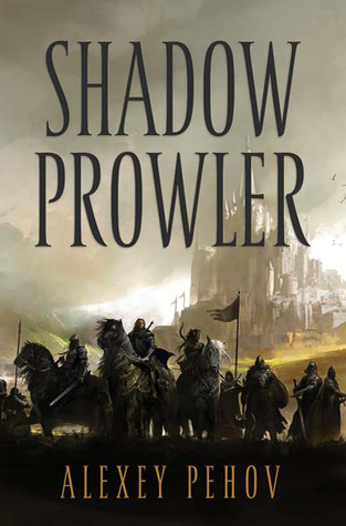 Shadow Prowler cover image