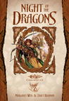 Night of the Dragons (Dragons of Autumn Twilight, #2; Dragonlance Chronicles, #2)