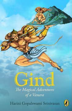 Gind: The Magical Adventures of a Vanara
