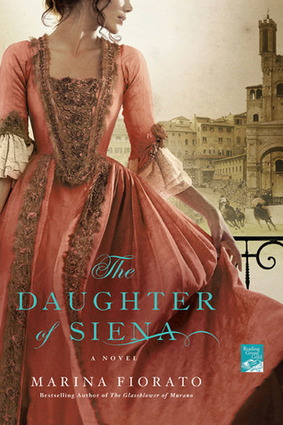 The Daughter of Siena by Marina Fiorato