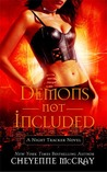 Demons Not Included (Night Tracker, #1)