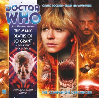 Doctor Who: The Many Deaths of Jo Grant