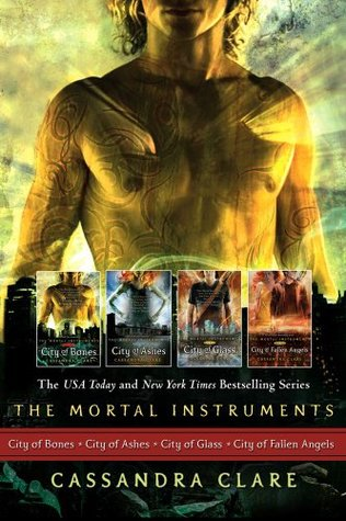 The Mortal Instrument by Cassandra Clare