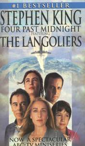 """Four Past Midnight, featuring """"The Langoliers"""" by Stephen King"""