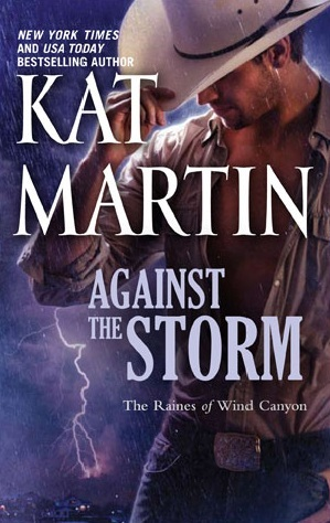 Against the Storm by Kat Martin