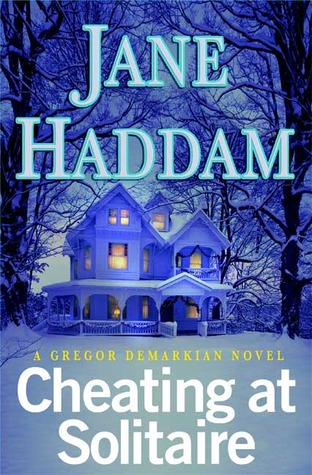 Cheating at Solitaire by Jane Haddam