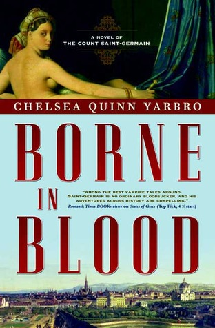 Borne in Blood (Saint-Germain, #20)