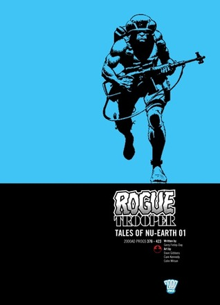 Rogue Trooper by Gerry Finley-Day