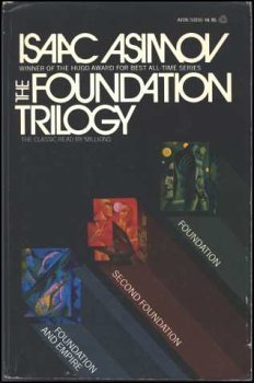 The Foundation Trilogy by Isaac Asimov