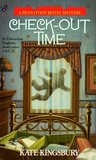 Check-out Time (Pennyfoot Hotel Mystery, #5)