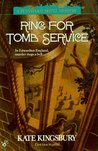 Ring for Tomb Service (Pennyfoot Hotel Mystery, #9)
