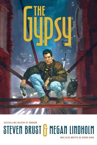 The Gypsy by Steven Brust