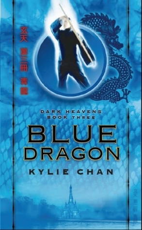 Blue Dragon by Kylie Chan