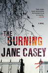The Burning (Maeve Kerrigan, #1)