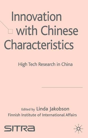 Innovation with Chinese Characteristics: High-Tech Research in China
