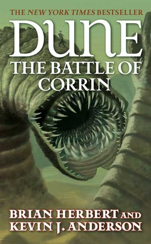 The Battle of Corrin by Brian Herbert