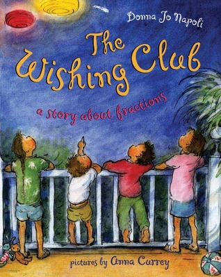 The Wishing Club by Donna Jo Napoli