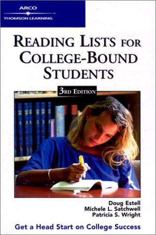 Reading Lists for College Bound Students