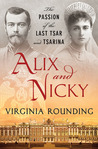 Alix and Nicky by Virginia Rounding